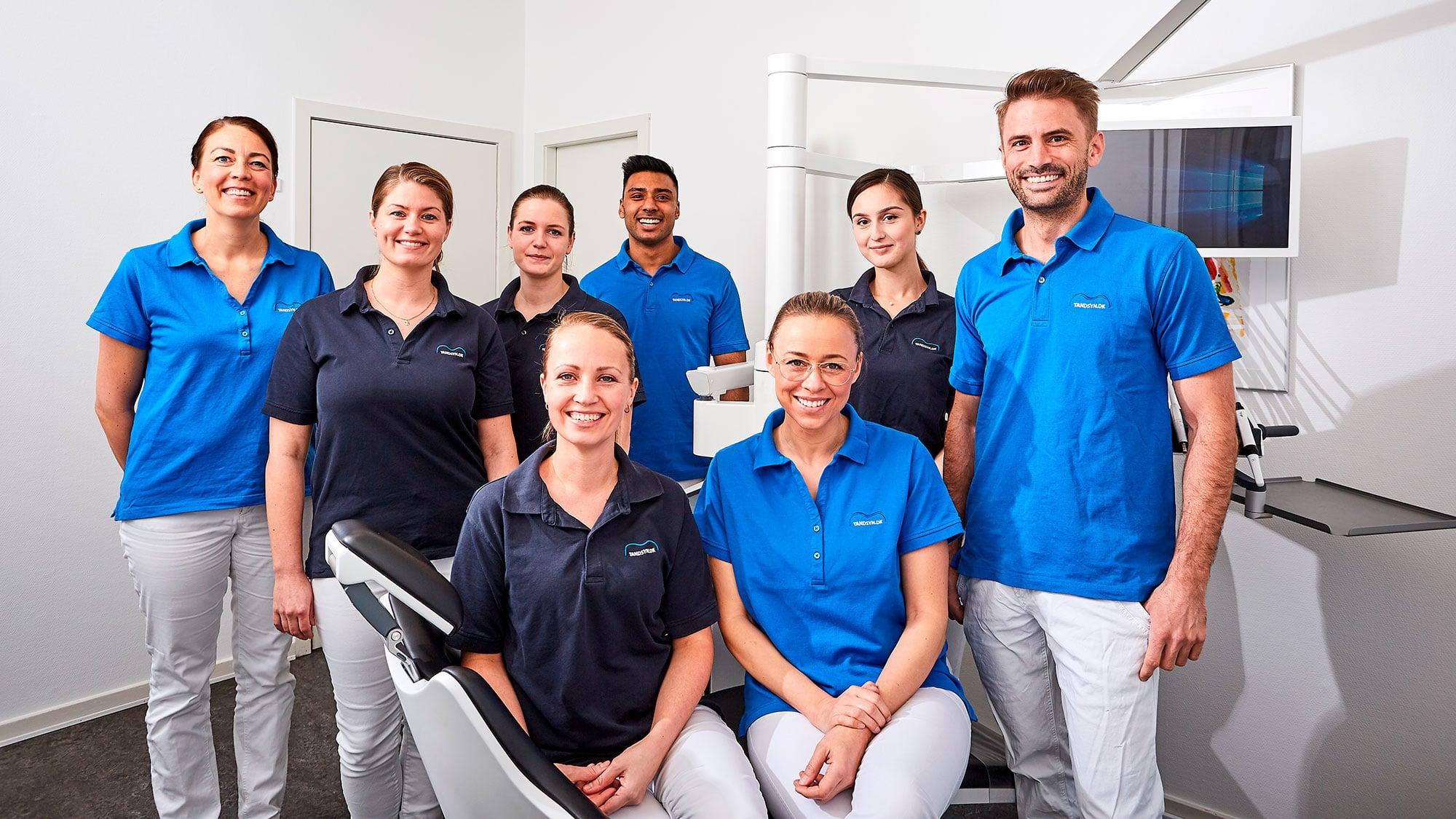 Tandlæge i Aalborg